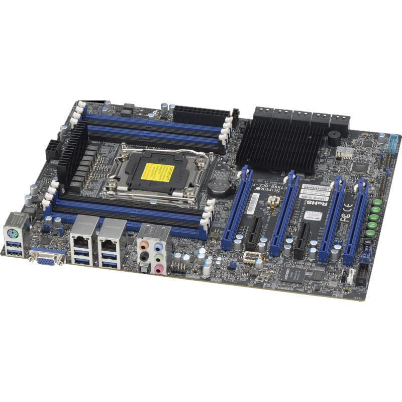 Motherboard ATX Socket R3 (LGA 2011) for Intel 4th Gen Core i7 series, Xeon E5-2600 v4/v3, Xeon E5-1600 v4 family processors