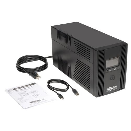 UPS 1500VA 810W Battery Back Up Tower LCD USB 120V ENERGY STAR