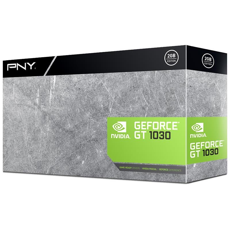 GeForce GTX 1030 Graphic Card - 1.2GHz Core - 2 GB GDDR5 - Low-profile