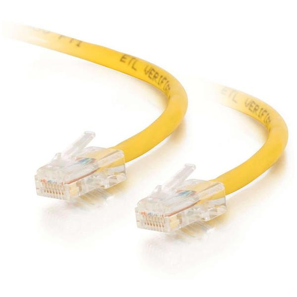 73FT CAT5e CO Cable Assembly - Yellow
