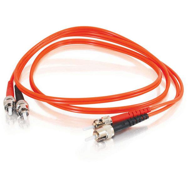 3.3FT Patch cable - ST multi-mode M/M