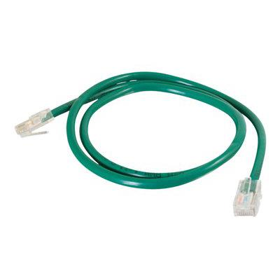 10FT Cat5e Enhanced Patch Cable (Green)