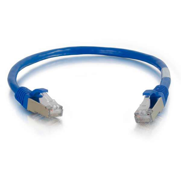 50FT CAT5e Patch cable - (Blue)
