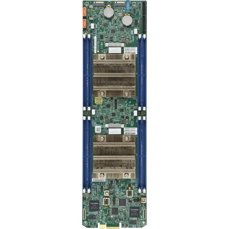 Supermicro MBI-6219B-T41N MicroBlade Xeon D-2141i Barebone Single Processor