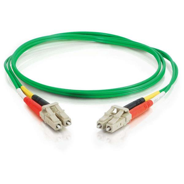 Cables To Go 37255 33FT (10M) Patch cable - LC multi-mode
