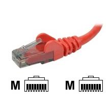 Belkin A3L980-20-RED-S 19.7FT High Performance Patch cable -