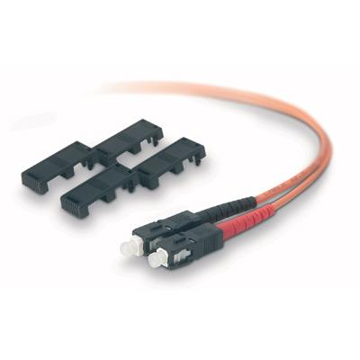 Belkin A2F20277-01M 3.3FT Patch cable - SC multi-mode (M) -