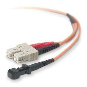 Belkin F2F20297-01M 3.3FT Patch cable - MT-RJ multi-mode