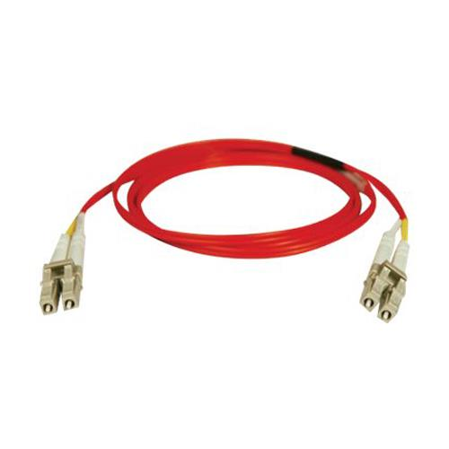 Tripp Lite N320-03M-RD 10FT Patch cable - LC multi-mode (M) -