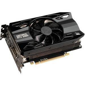 EVGA 06G-P4-2061-KR GeForce RTX 2060 Graphic Card - 6 GB GDDR6