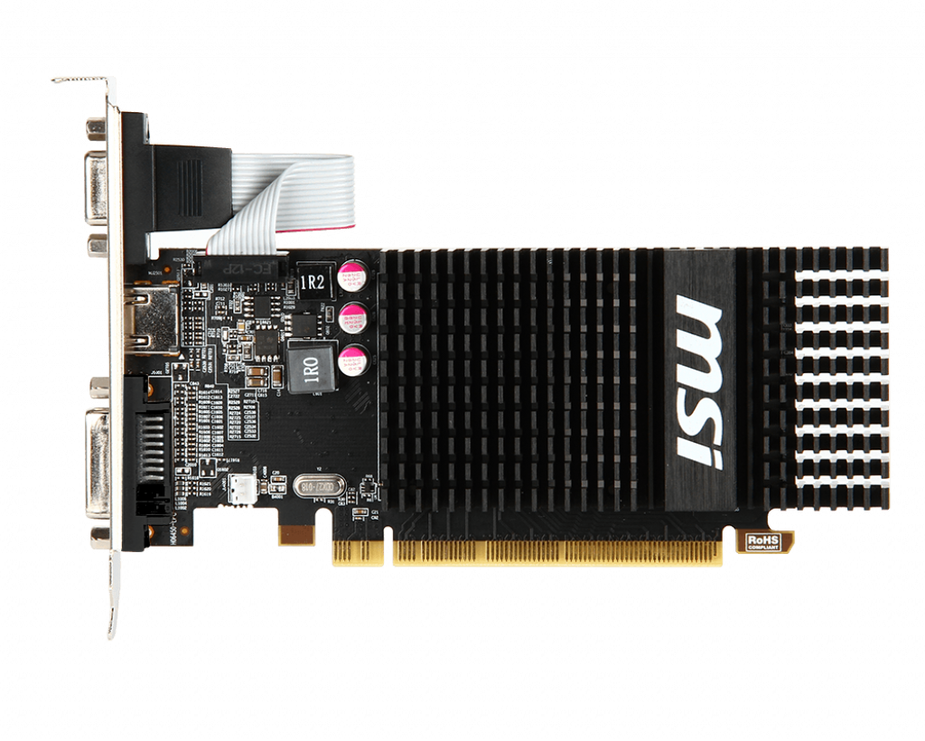 MSI R6450-2GD3H/LP Radeon HD 6450 PCI-E 2.0 x16 2GB DDR3