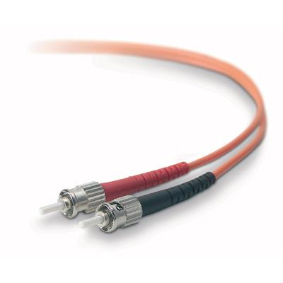 Belkin A2F20200-10M 33FT Patch cable - ST multi-mode (M) -