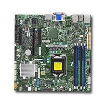 Supermicro X11SSZ-QF Motherboard for 6th Gen Core i7/i5/i3
