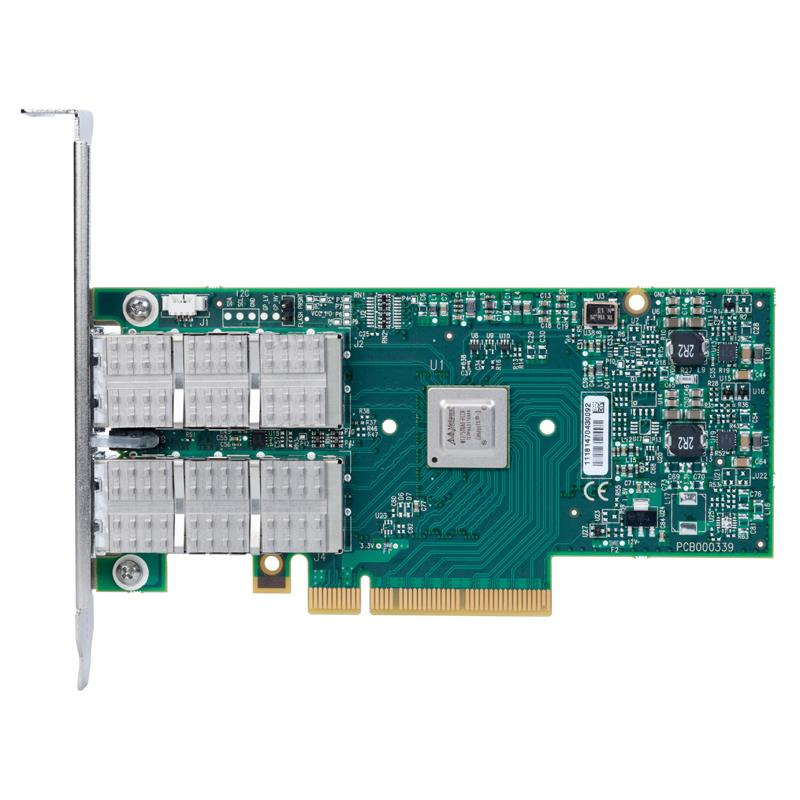 Mellanox MCX354A-TCBT ConnectX-3 VPI Dual-Port Network Adapter
