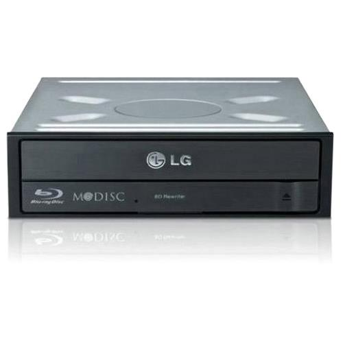 LG WH16NS40 BD-R/RE Support, SATA/150, 5.25in - Quad-layer Media Supported