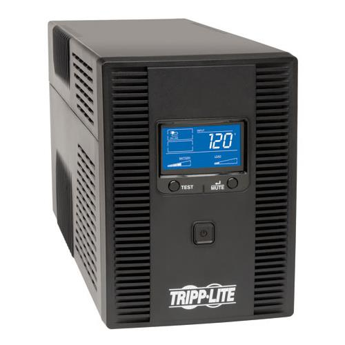 Tripp Lite OMNI1500LCDT UPS 1500VA 810W Battery Back Up Tower LCD USB 120V ENERGY STAR