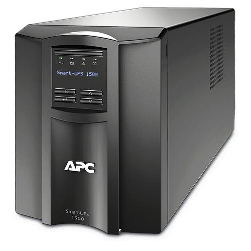 APC SMT1500I Smart-UPS 980 Watts / 1500 VA (Black)
