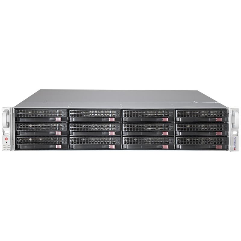 Supermicro SYS-HDD0-26226332-HADP Complete Server System
