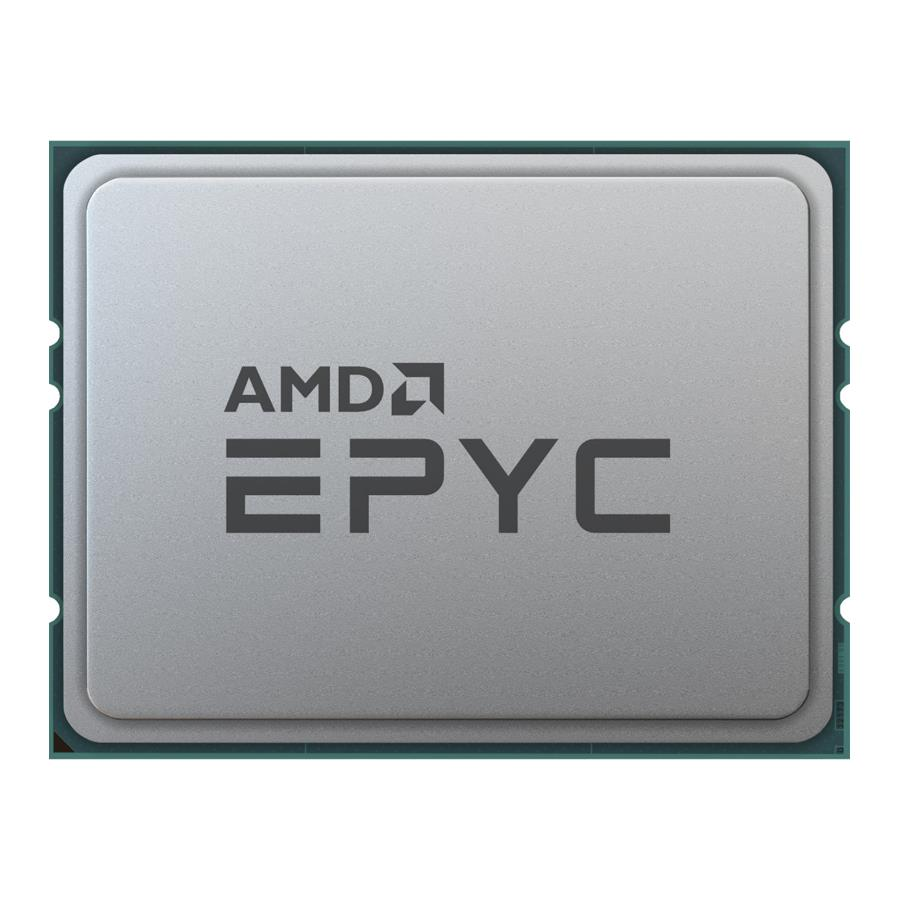 AMD 100-000000340 Milan EPYC 7443 2.85GHz 24-Core Processor