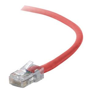 Belkin A3L791-06-RED 6FT Patch cable - RJ-45 (M) - RJ-45 (M)