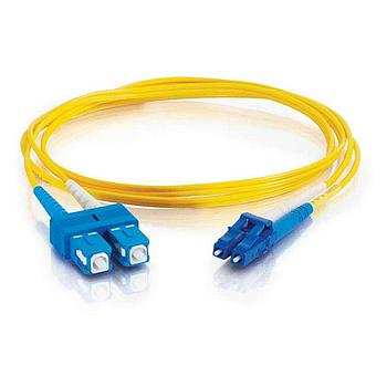 Cables To Go 28950 16.4FT (5M)  Patch cable - LC single