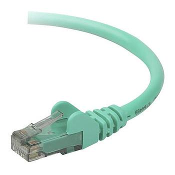 Belkin A3L791B07-GRN-S 7FT Patch cable - RJ-45 (M) - RJ-45 (M)