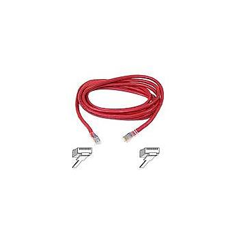 Belkin A3L791-05-RED 5FT Patch cable - RJ-45 (M) - RJ-45 (M)