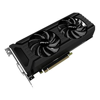 PNY VCGGTX10603PB nVidia GeForce GTX 1060 Graphic Card - 1.51 GHz Core - 1.71 GHz Boost Clock
