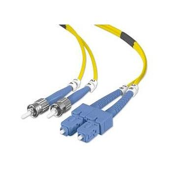 Belkin F2F80207-01M 3.3FT Patch cable - SC single mode (M)