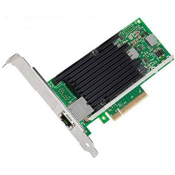 Intel X540T1BLK 1 port Ethernet Converged Network Adapter - PCI Express x8 - 1 x Network (RJ-45) - Twisted Pair