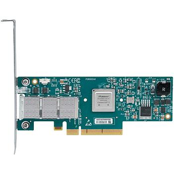 Mellanox MHRH19B-XTR ConnectX 2 VPI PCI-E 2.0 x8 Network