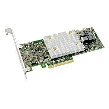 Adaptec 2291000-R Microsemi SmartRAID 3154-8i 12Gpbs PCIe Gen3 SAS/SATA Adapter with 8 internal native ports and LP/MD2 form factor