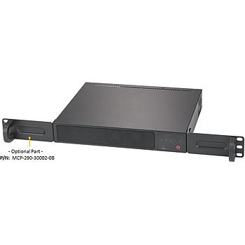 Supermicro MCP-290-30002-0B CSE-E300 Rackmount kit - Compatible with SuperServer SYS-E300-8D