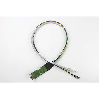 Supermicro CBL-NTWK-0587 1.6FT CAT5e RJ-45 Extension Cable