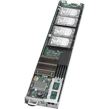 Supermicro PIO-5039MS-H12TRF-NODE Spare Node for MicroCloud