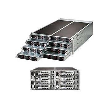 Supermicro SYS-F618R2-RC1+ Twin Barebone Dual CPU, 8-Node