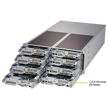 Supermicro SYS-F619P2-FT Twin Barebone Dual CPU, 8-Node