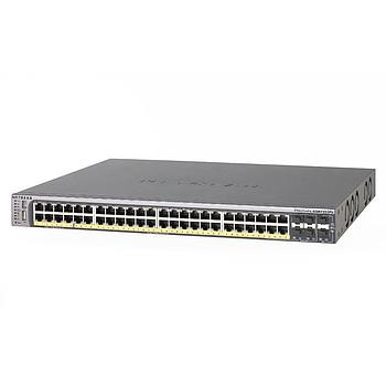 NETGEAR GSM7252PS-100NAS 48 Ports Prosafe Stackable Gigabit POE