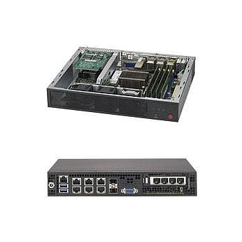 Supermicro SYS-E300-8D Compact Embedded Intel Processor IoT Barebone