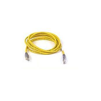 Belkin A3X126-03-YLW-M 3FT Crossover cable - RJ-45 (M) - RJ-45