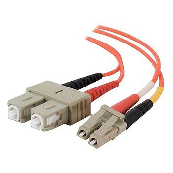 Cables To Go 33157 16.4FT (5M) Patch cable - LC multi-mode
